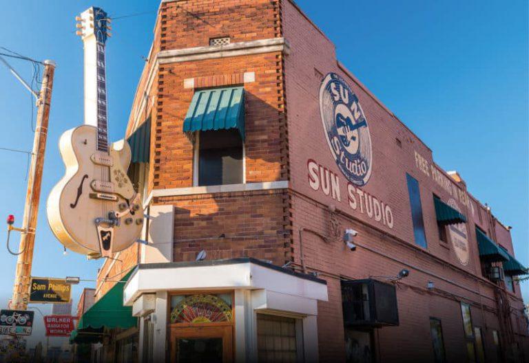 Sun Studio Memphis TN