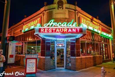Arcade Restaurant Memphis