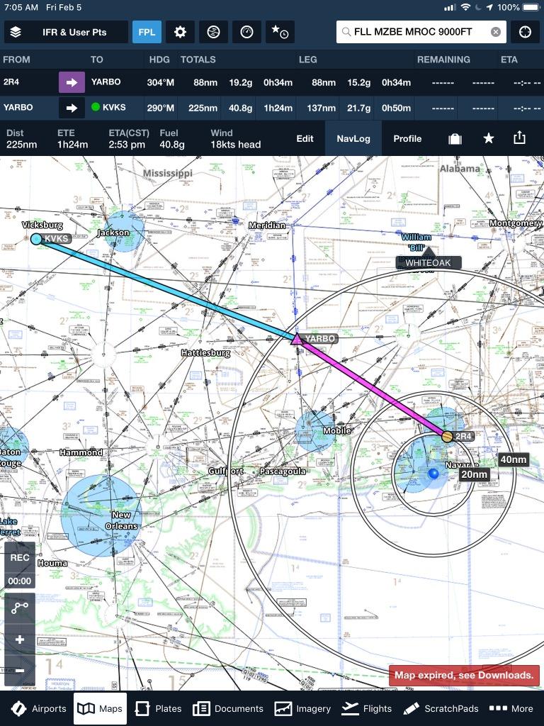 IFR Flight Plan_020421