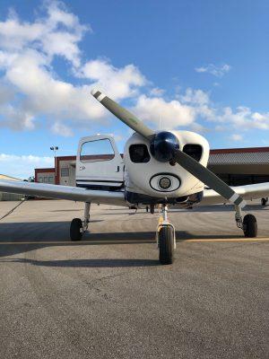 Piper Cherokee_Pensacola Air